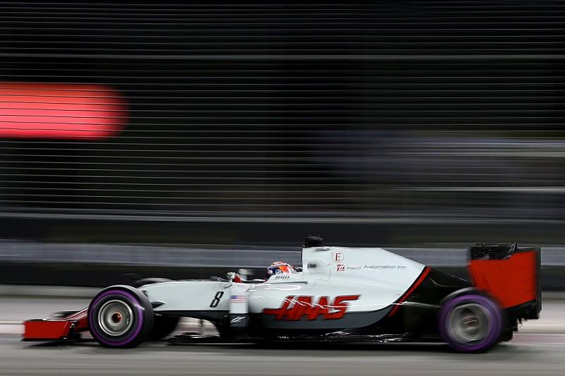 "Grosjean na crash: ""Vertrouwen in de auto is nul"""