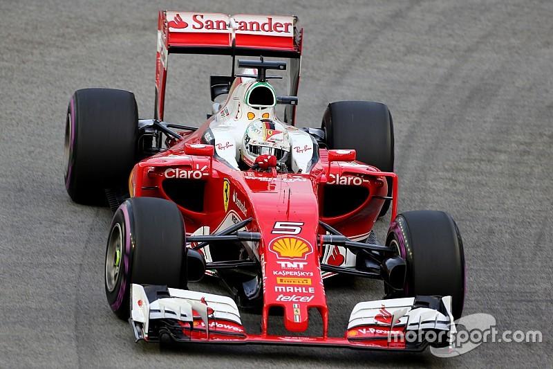 فيتيل يُغيّر مُحركه وعلبة التروس لسباق سنغافورة