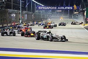 Fórmula 1 Relato da corrida Fácil, Rosberg vence em Cingapura e é novo líder da F1
