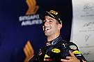 "Para Ricciardo, fue ""una carrera perfecta"""