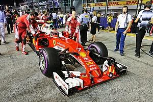 Формула 1 Новость Арривабене уверен в правильности тактических действий Ferrari