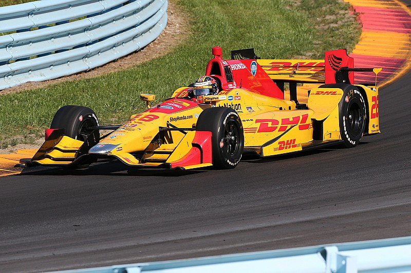 Ryan Hunter-Reay seguirá con Andretti hasta 2020