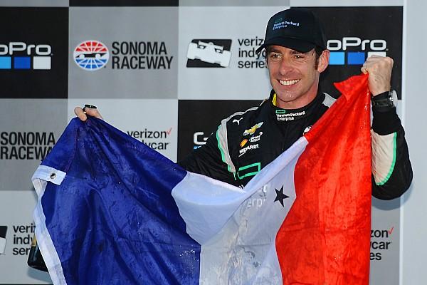 IndyCar Pagenaud IndyCar-kampioen: