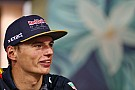 In beeld: Max Verstappen in Singapore