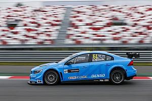 WTCC Noticias de última hora Ekblom vuelve a correr con Volvo en China