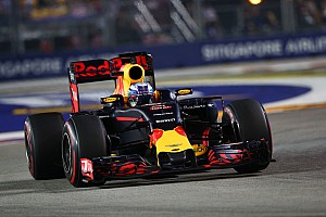 Formule 1 Actualités Red Bull pessimiste quant à une deuxième victoire en 2016