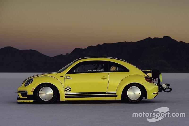 328 km/h: Schnellster Volkswagen Beetle aller Zeiten