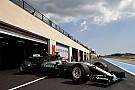 135 кіл в Ле-Кастелло: Mercedes тестує дощові шини Pirelli