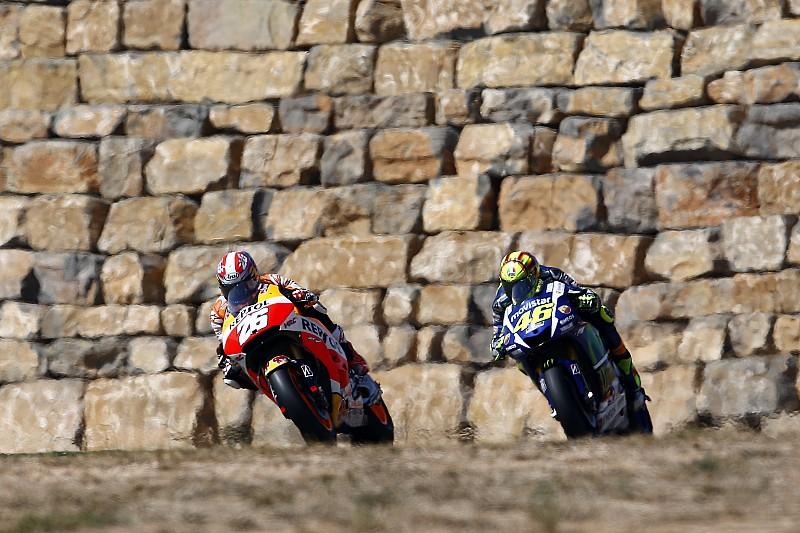Этап в Арагоне сохранил прописку в MotoGP