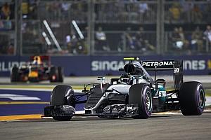 Fórmula 1 Análisis El espejo de Singapur