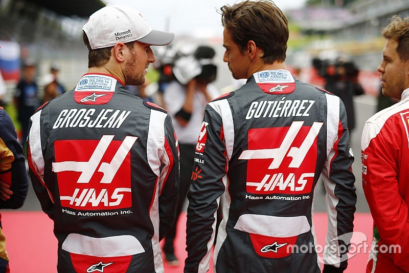 """Haas no tiene """"mucha prisa"""" por elegir pilotos para 2017"""