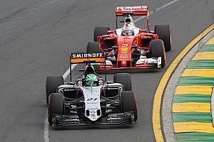 Formule 1 Actualités Force India - Pourquoi ne pas défier Ferrari en 2017?