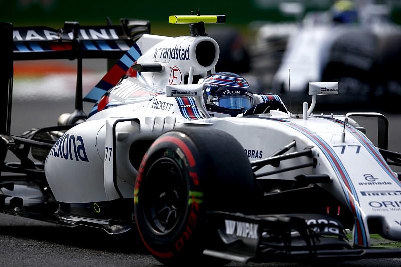 Bottas: Williams mejorará en el rendimiento de los neumáticos
