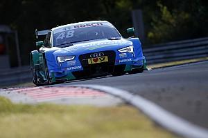 DTM Репортаж з практики DTM на Хунгароринзі: Audi лідирує в першій практиці