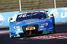 DTM Hungaroring: Audi oppermachtig en verslaat iedereen in kwalificatie