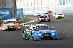 DTM Race report DTM Hungaroring: Mortara juara balapan pertama yang didominasi Audi