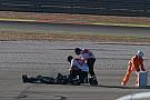 アレックス・ロウズ、アラゴンGPの決勝レースを欠場