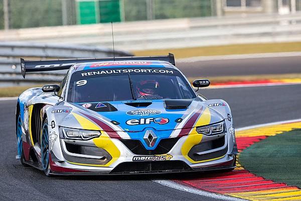 R.S.01: Fabian Schiller si impone in Gara 2 a Spa-Francorchamps