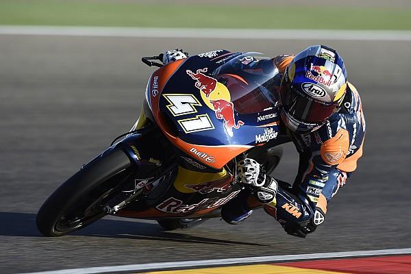 Moto3 in Aragon: Brad Binder erzwingt vorzeitige Titelentscheidung
