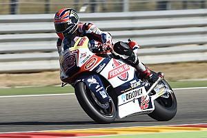 Moto2 Résumé de course Sam Lowes premier, Johann Zarco garde la tête