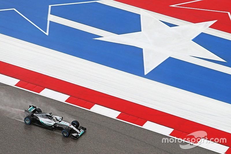 扎克•布朗呼吁:2019年F1应在美国增设第二站