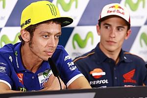 MotoGP Special feature Randy Mamola: Rossi harus belajar sopan santun
