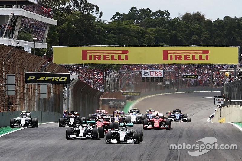 Организаторов ГП Бразилии удивил предварительный статус гонки