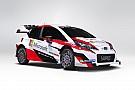 Toyota vuelve al WRC en 2017 de la mano de Microsoft