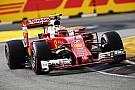 Raikkonen bela strategi Ferrari di GP Singapura