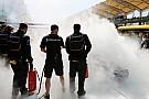 Training Sepang stilgelegd na pitstraatbrand Magnussen