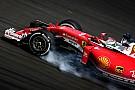 Феттель рассказал о пользе жары для Ferrari