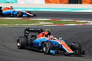 Formule 1 Réactions Ocon bat Wehrlein pour la première fois