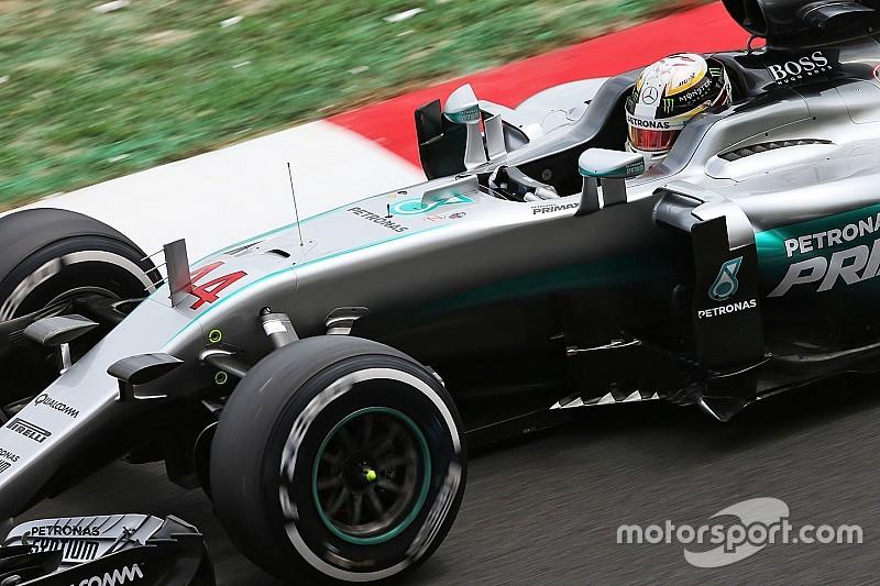 """Hamilton vreest Red Bull: """"Ze zullen heel snel zijn"""""""