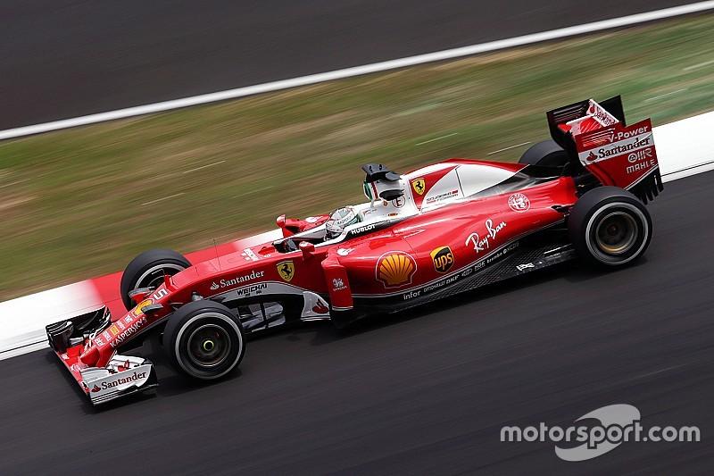 """Sebastian Vettel: """"Wir haben mit Platz 3 gerechnet"""""""