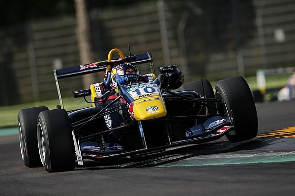 F3 Europe Kari derrota Stroll em Ímola; brasileiros abandonam