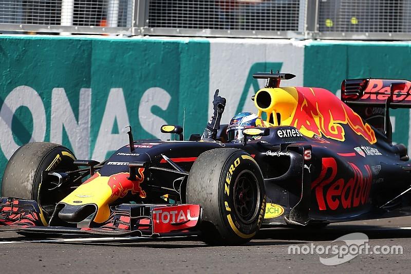 """Ricciardo: """"Emotionele overwinning, twee jaar na de laatste"""""""