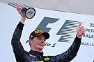 Max Verstappen, elegido mejor piloto del GP de Malasia