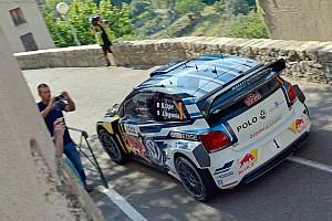 WRC Résumé de course Ogier et Ingrassia remportent leur premier Tour de Corse