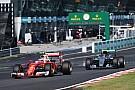 Райкконен признал отставание Ferrari от Mercedes и Red Bull