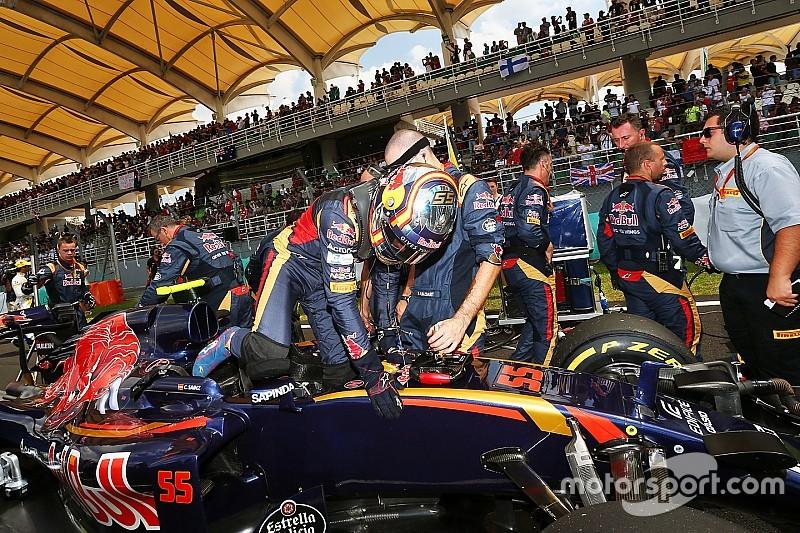 """Sainz: """"Una de mis mejores carreras del año"""""""