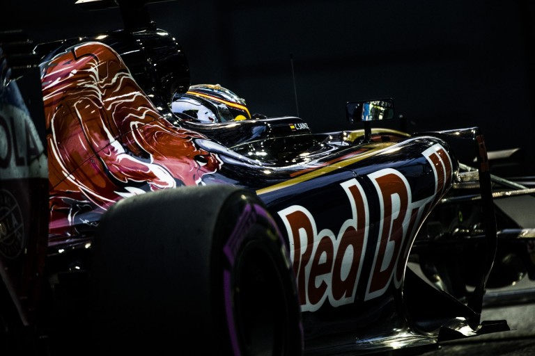 A Toro Rosso Malajziában nagy pofont kapott - vissza a valósághoz...