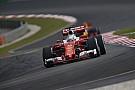 Belső kamerából Vettel becsapódása Rosbergbe: FAIL
