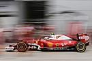 Räikkönen autója megsérült a rosberges ütközéskor: ezzel esélytelenné vált