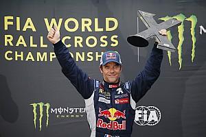 World Rallycross Ultime notizie Loeb mette la firma anche nel Rallycross: prima vittoria in Lettonia