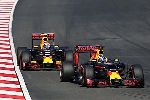 Formel 1 News Ricciardo vs. Verstappen: Fairness für Red Bull wichtiger als Stallorder
