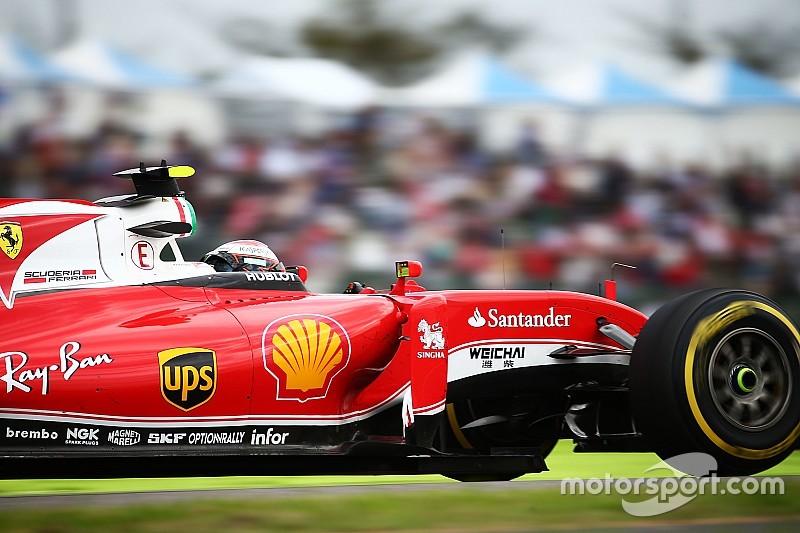 Räikkönen tiene buenas sensaciones en el Ferrari para Japón