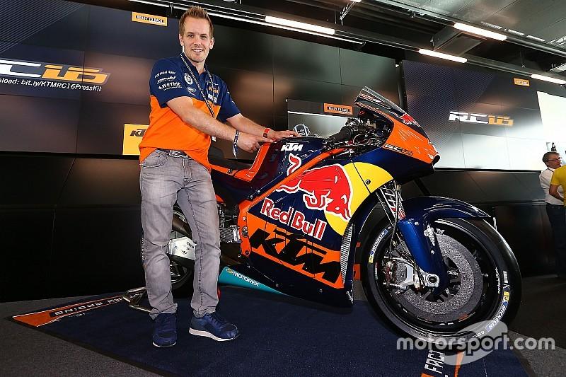 Soal debut KTM, Kallio memilih realistis