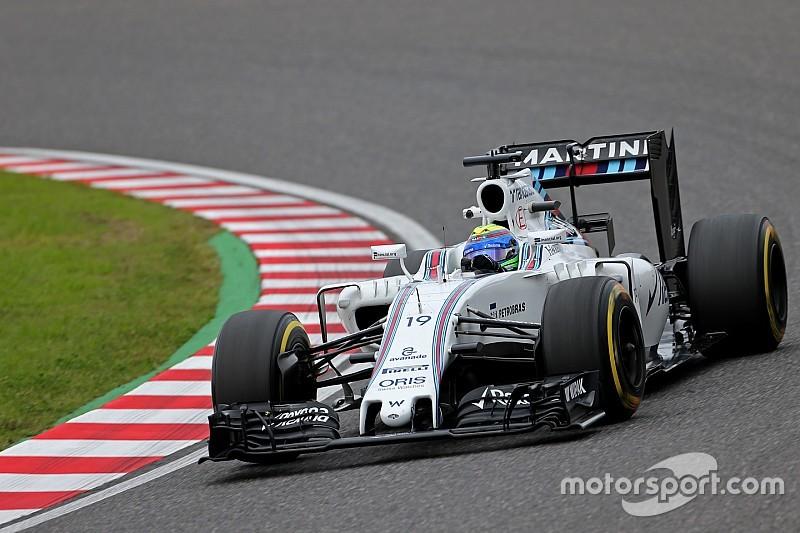 Massa y Magnussen llamados por los comisarios