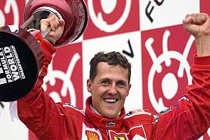 Формула 1 Ностальгія 16 років тому: Перший титул Шумахера з Ferrari