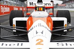 Bildergalerie: Historische Formel-1-Autos in Suzuka